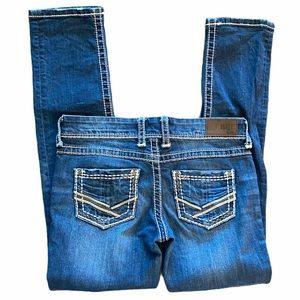 BKE Stella Skinny Jeans 28R